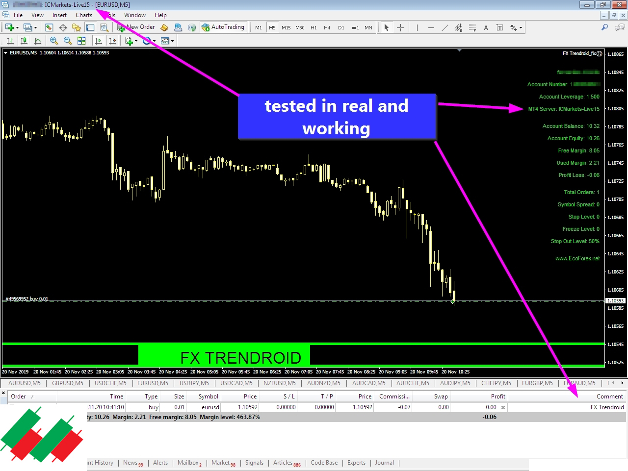 forex trading software download